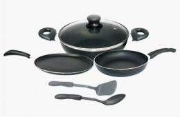 Premium Non-Stick Induction Base Cookware